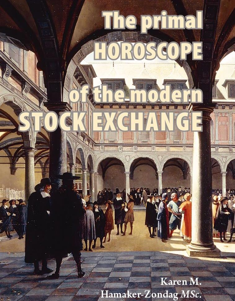 Study on the primal horoscope of the stock exchange in 1602