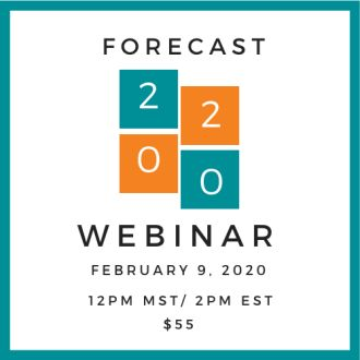 Forecast 2020 Live Webinar Raymond Merriman